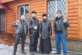 В гостях у о. Павла Гумерова