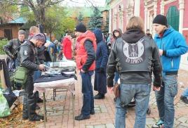 16 октября в воскресенье на территории храма ежегодная благотворительная ярмарка